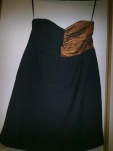 Klänning från Monki