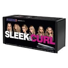 Plattång Sleek&Curl