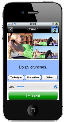 Träningsnyhet för dig med iPhone eller iPad