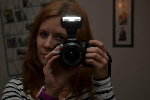 Test av nya kameran