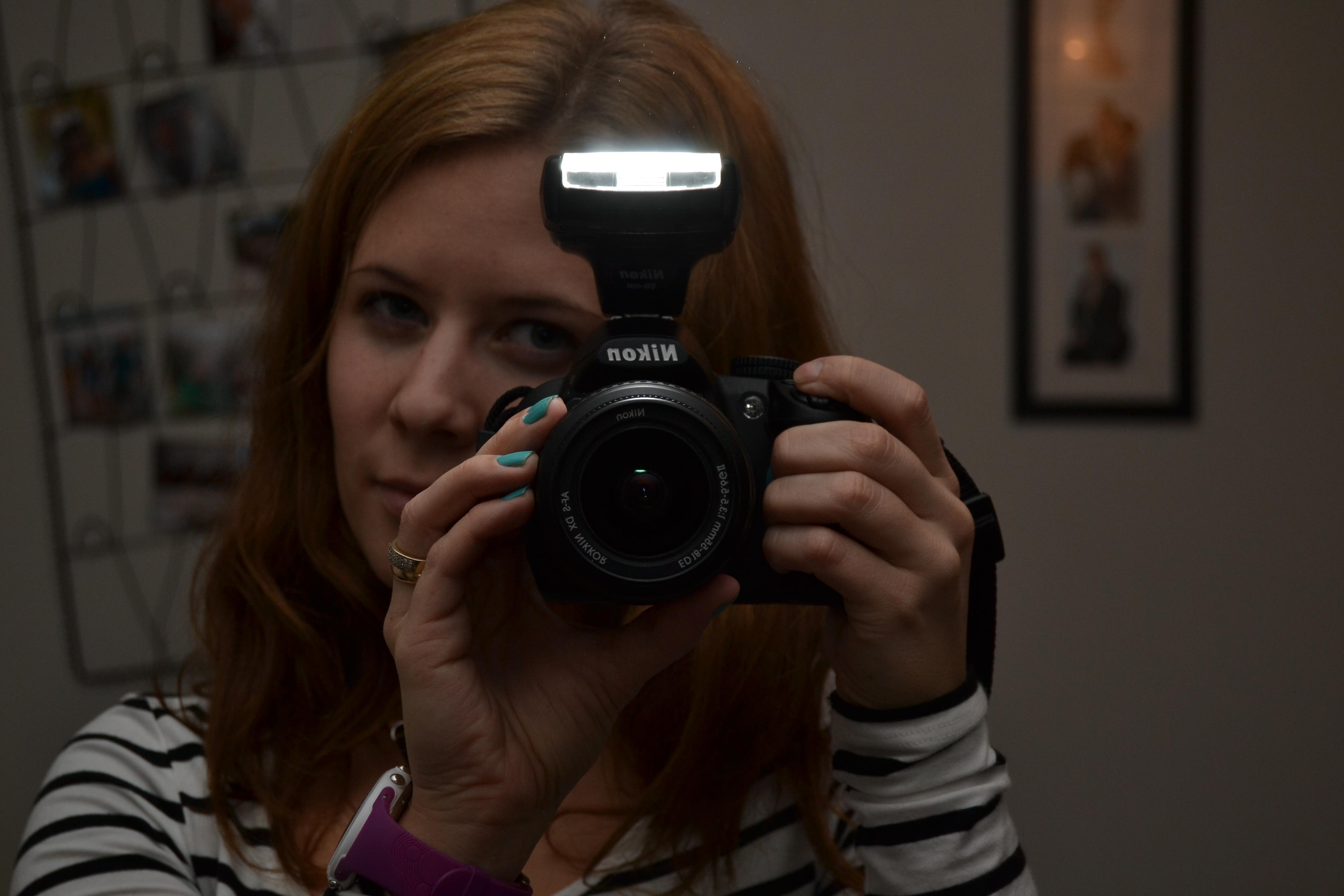 Ny kamera!