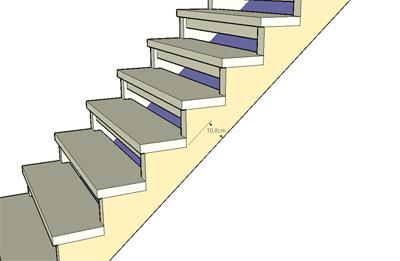 Träning i trappor