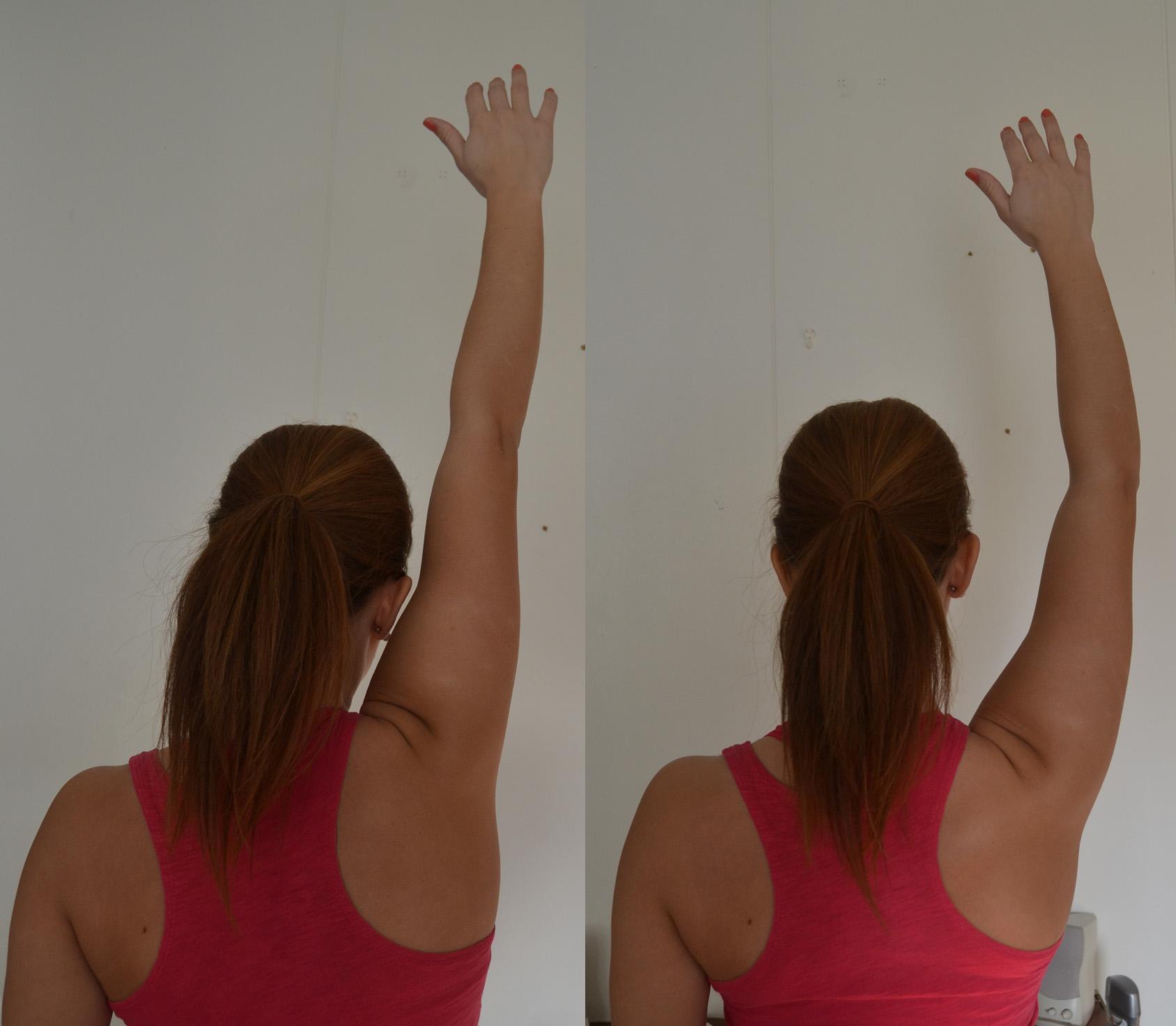Träningstips för smärta i nacke och axlar
