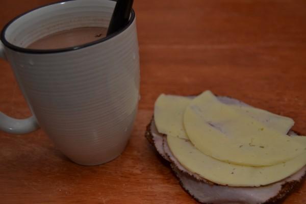 Smörgås med oboy