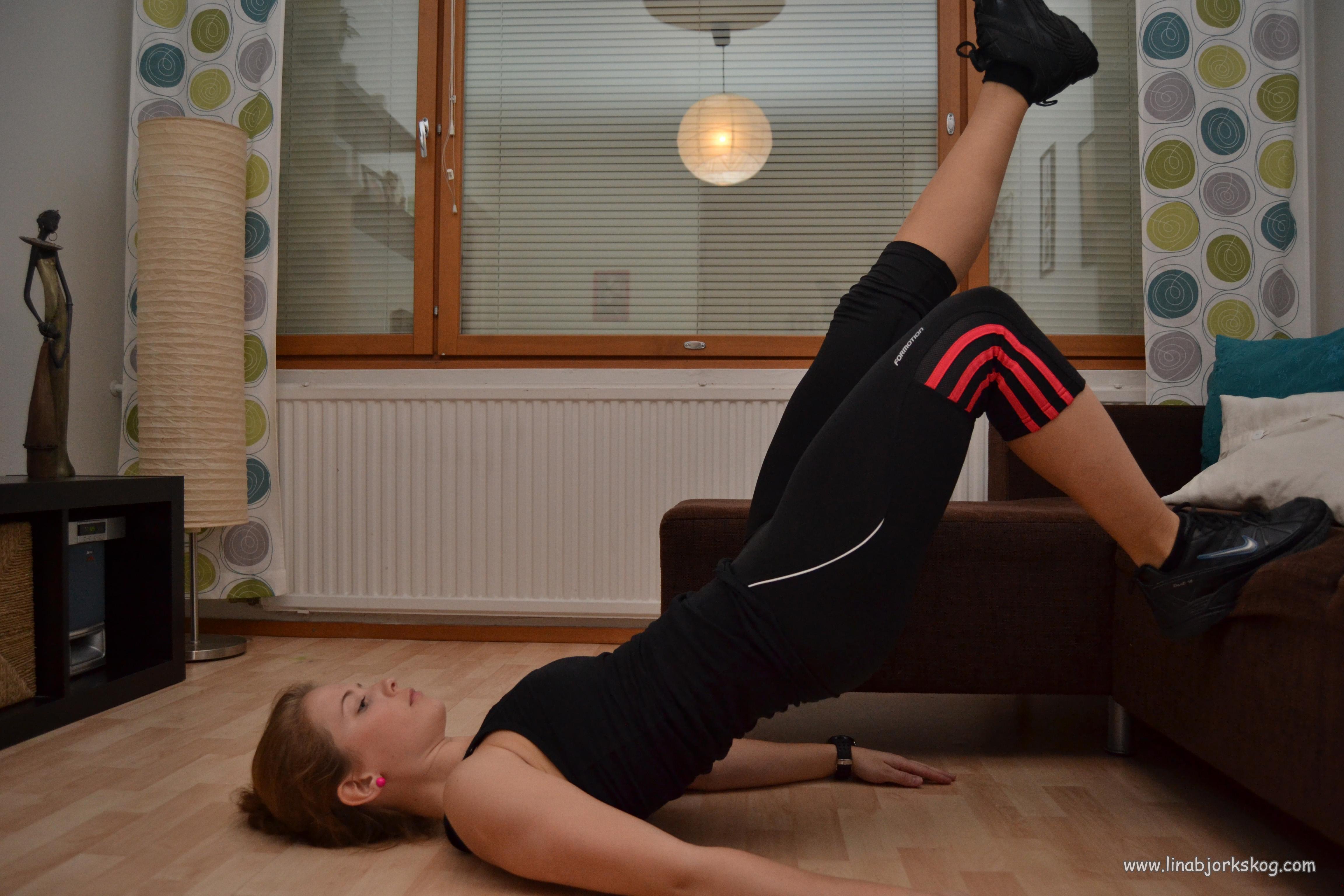 Träna styrketräning hemma Tufft hemmaträningsprogram utan vikter