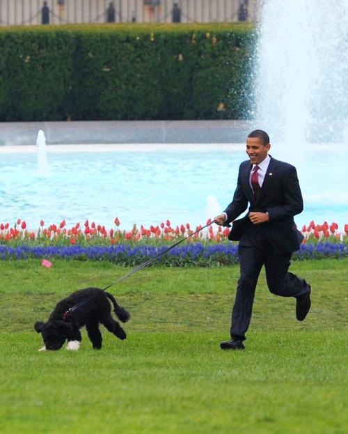 Har Obama tid så har du också!