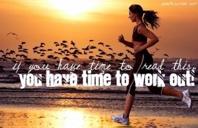 Tid för träning?