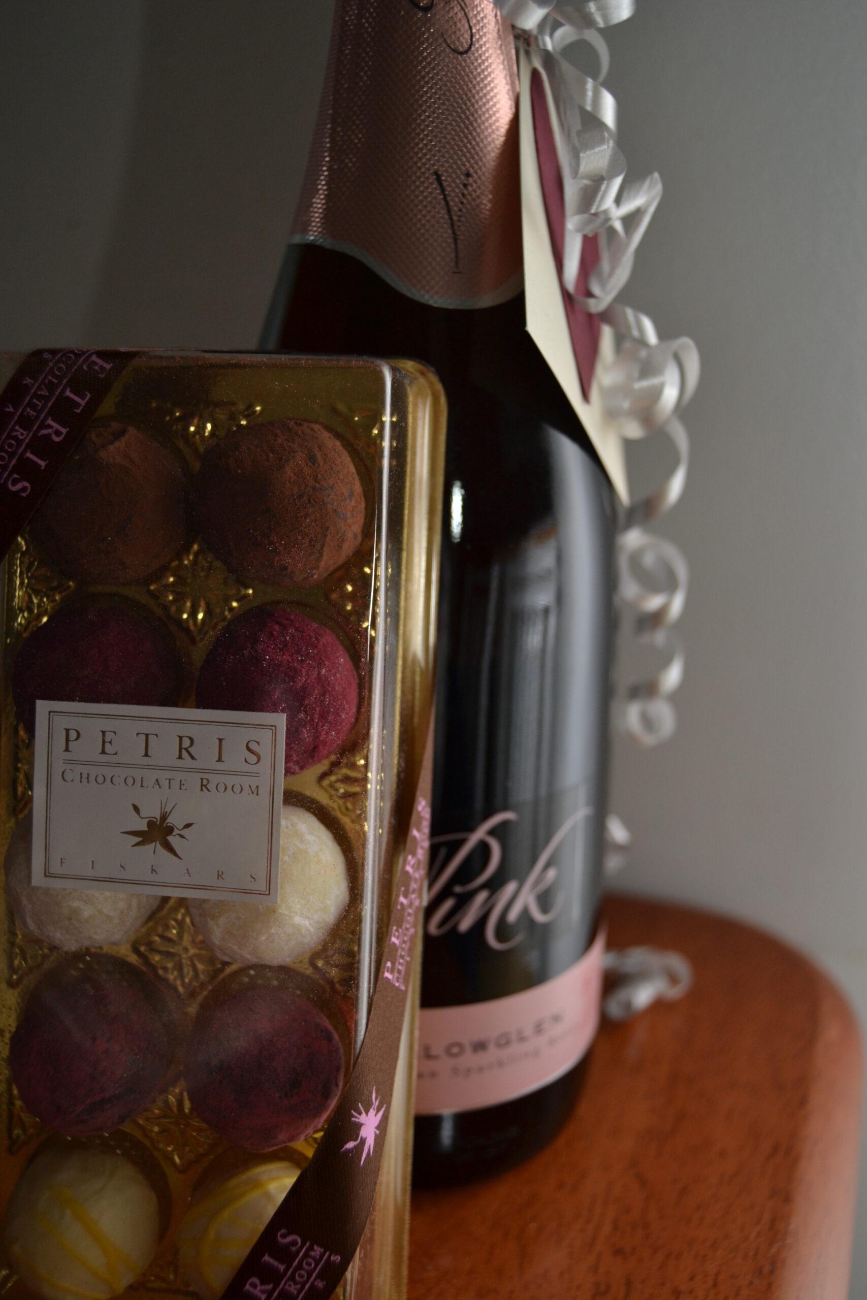 Choklad och champagne