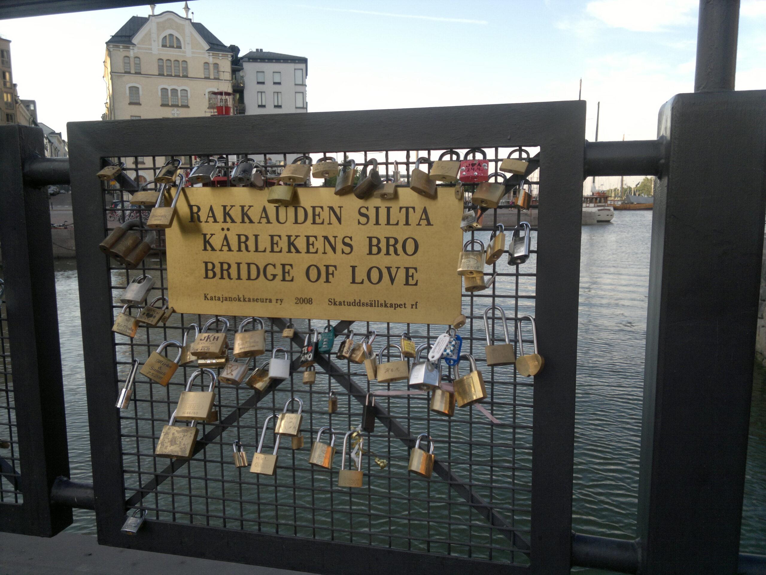 Kärlekens bro