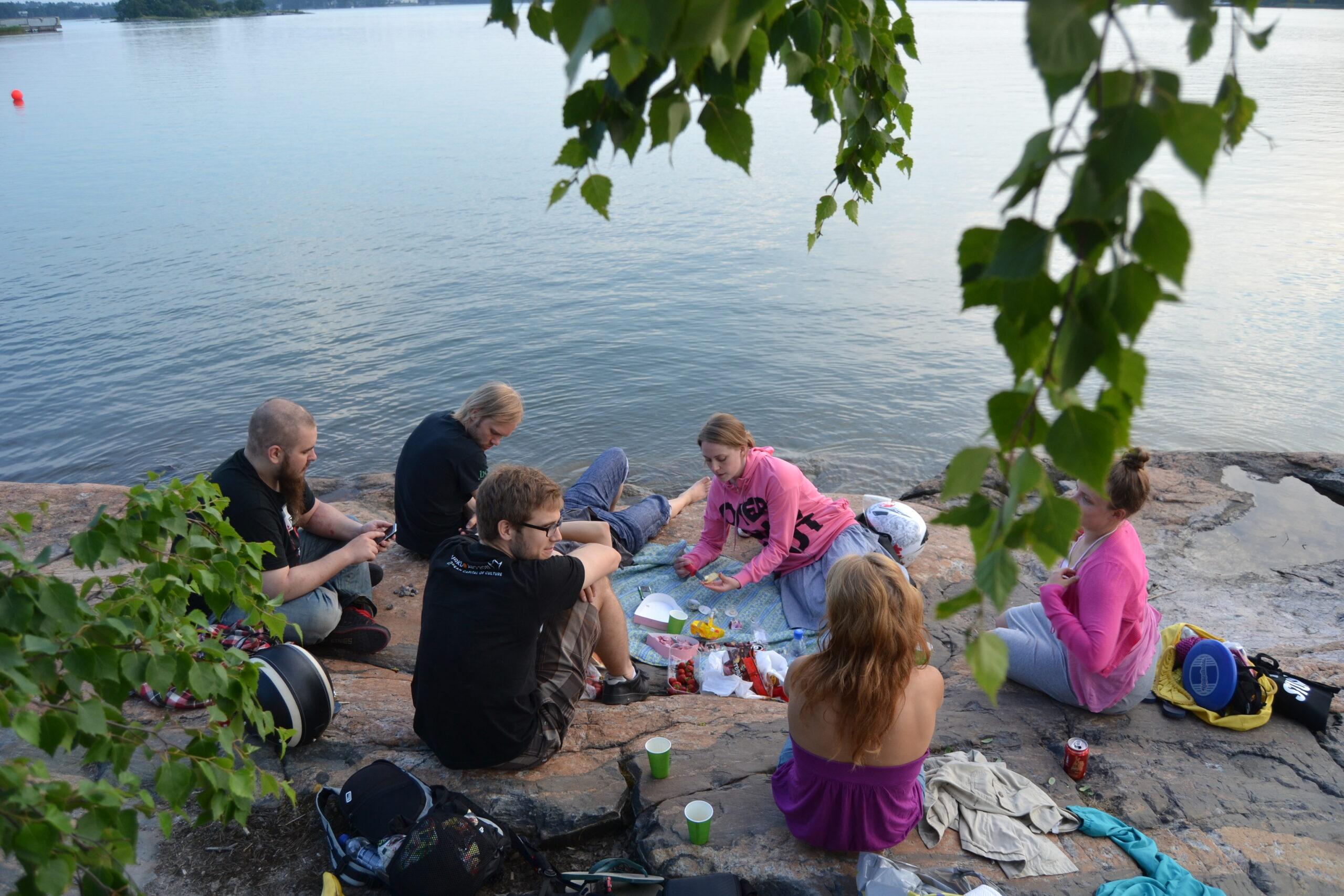Fölisön picnic