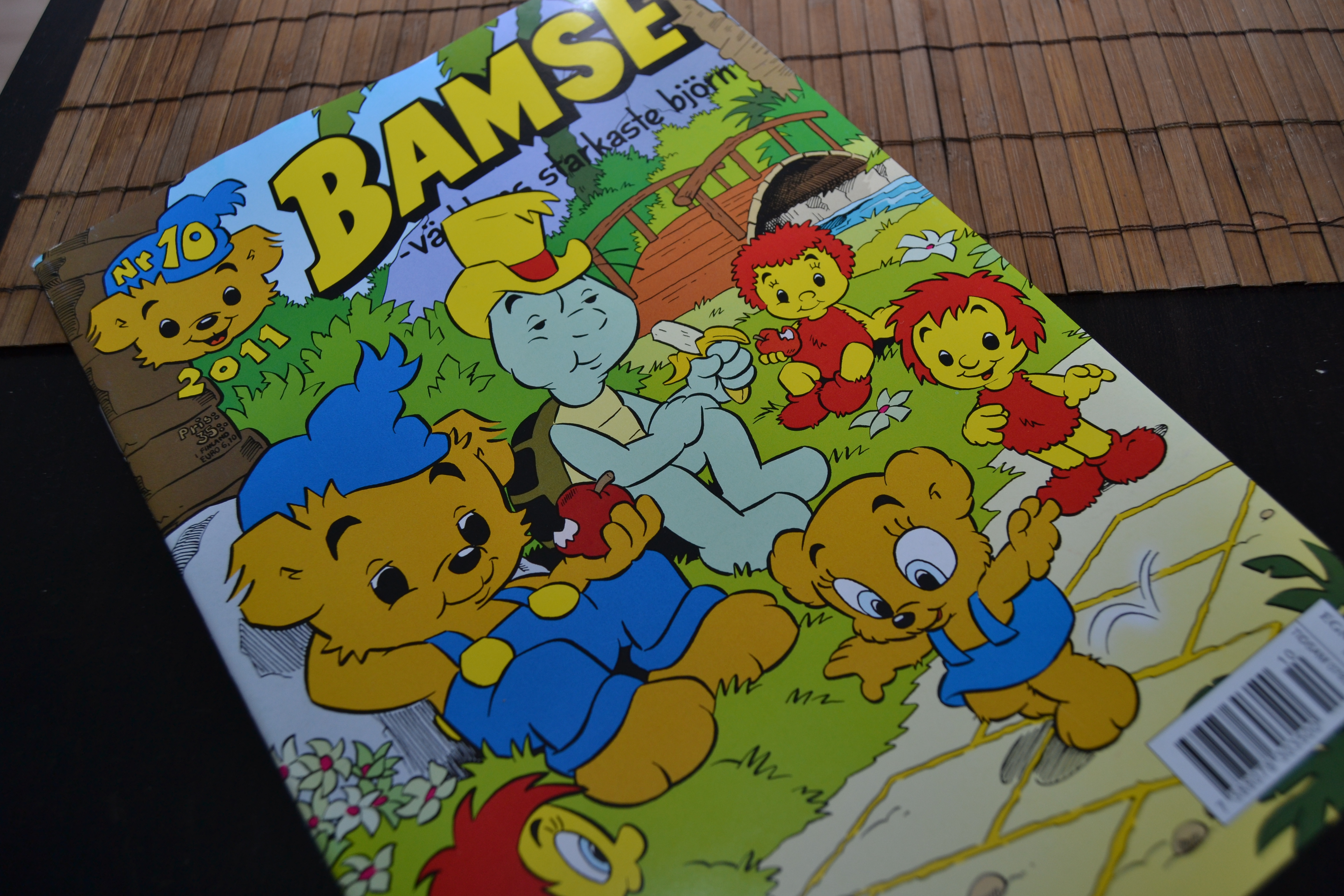 kolmården bamse tävling