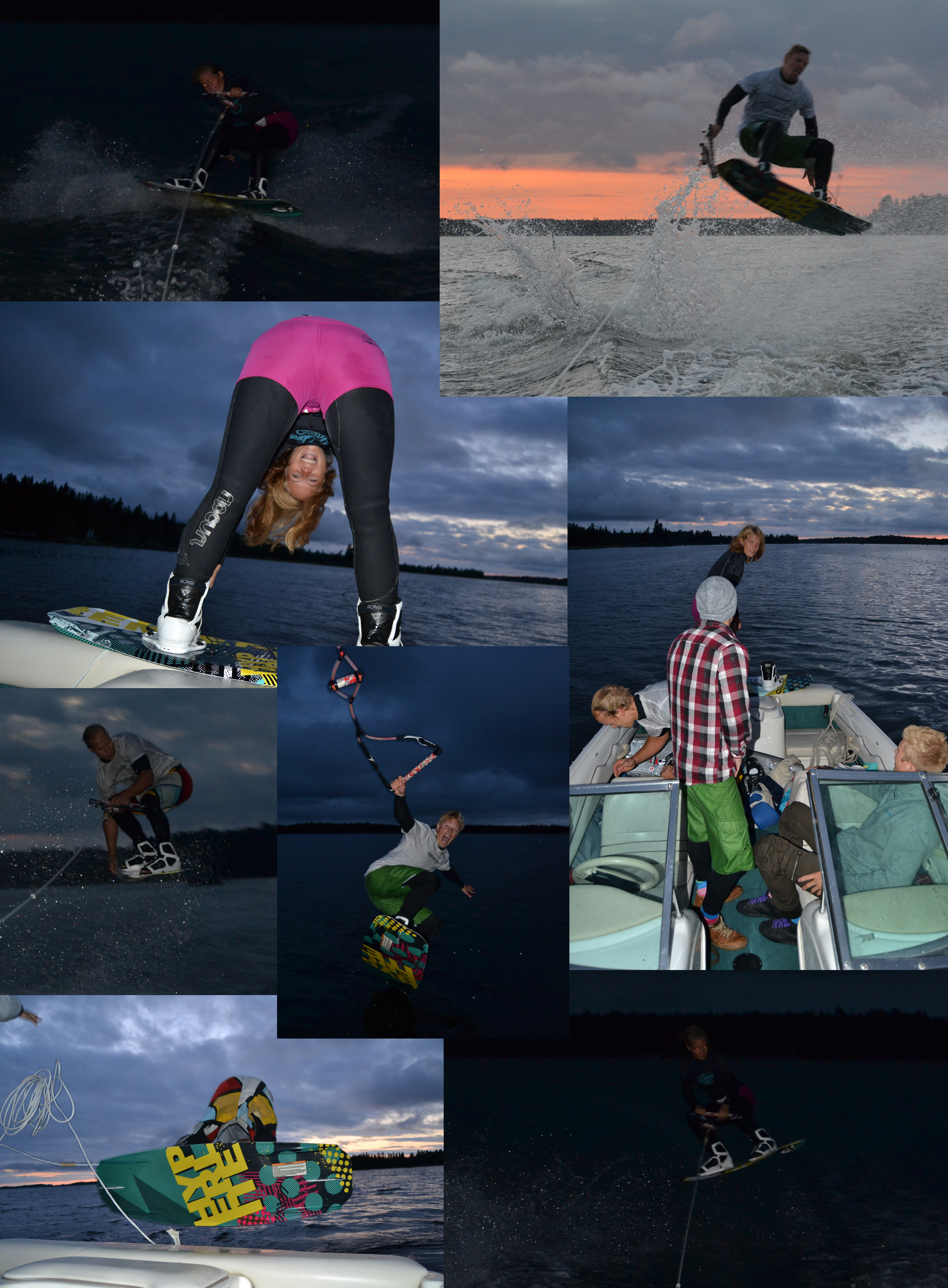 wakeboarding essay