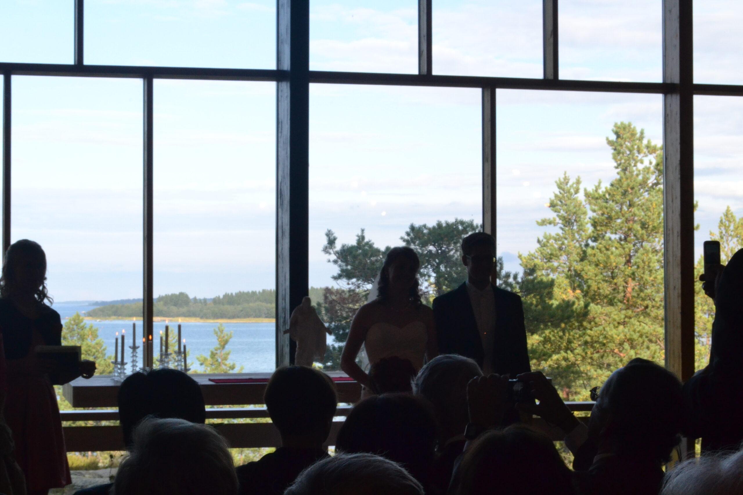Bröllop i Storsand