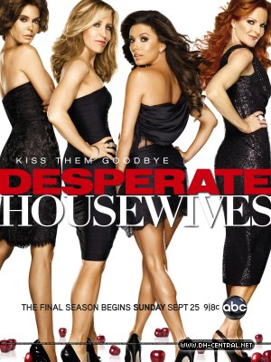 Lasagne och Desperate Housewives
