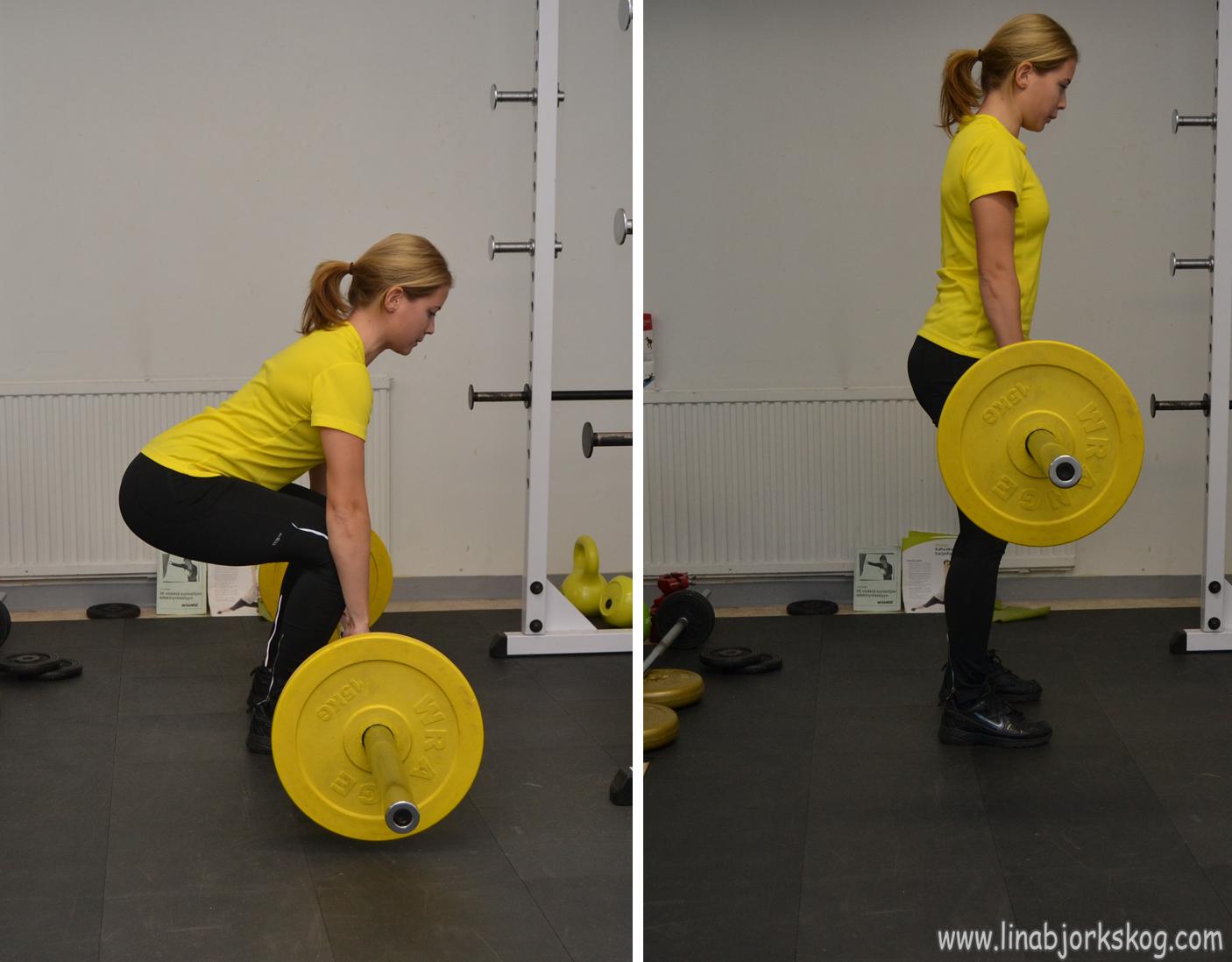 Bygga upp styrketräningsprogram