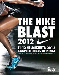 Nike Blast Helsinki 2012