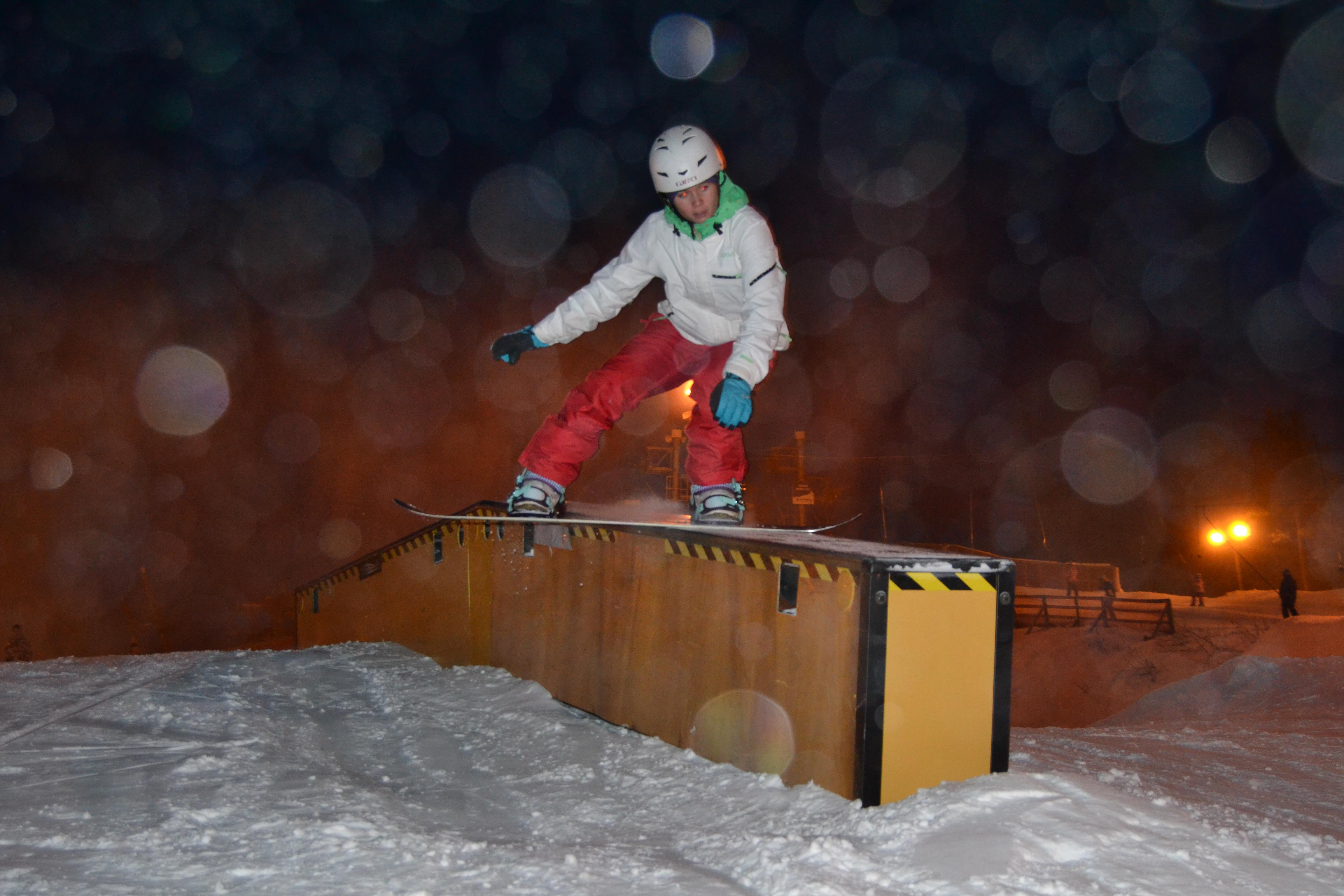 Talma snowboard
