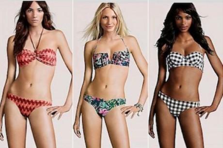 H&M modeller och deras kroppar