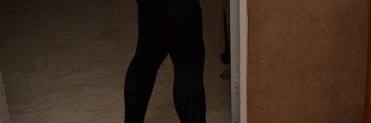 Stretchningsövningar för barfotalöpare