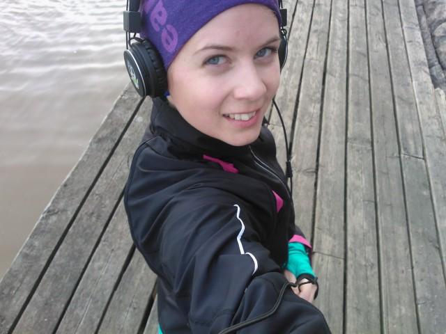 Löpning med radio