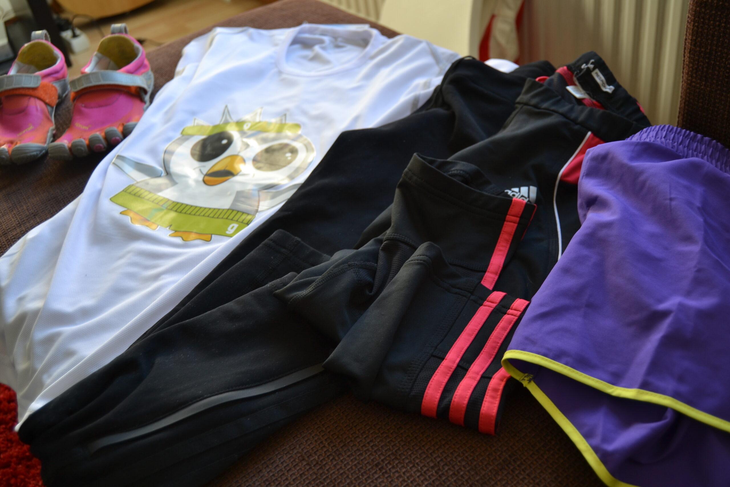 Funderingar inför halvmaraton