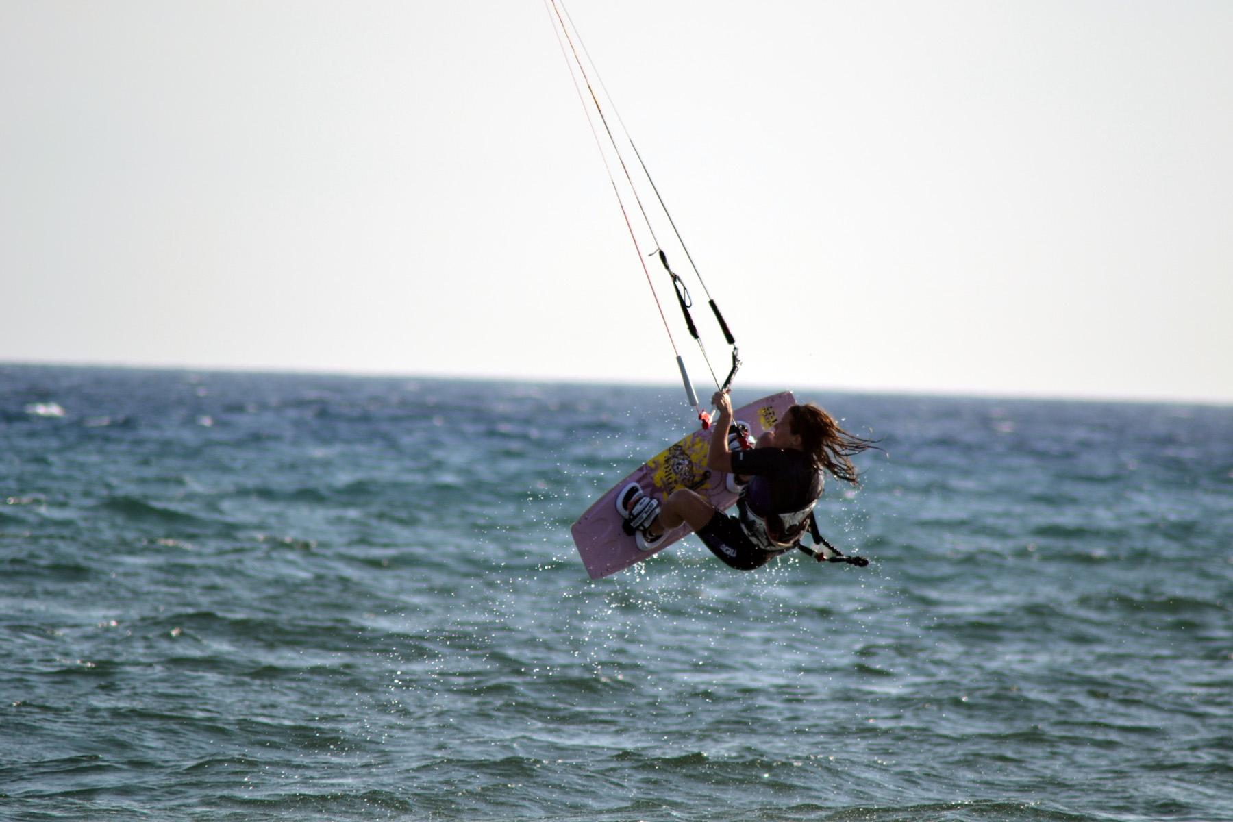 Soligt surf