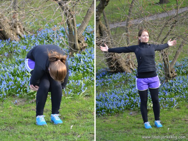 Rörlighet för övre kroppen