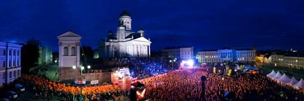 Helsinki midnightrun 2012