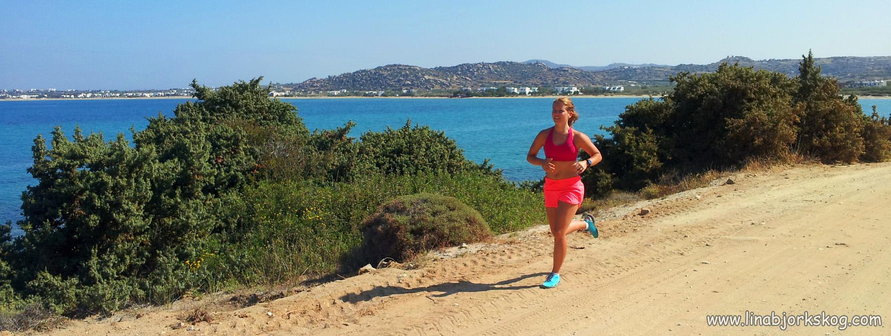 löpning veckans utmaning