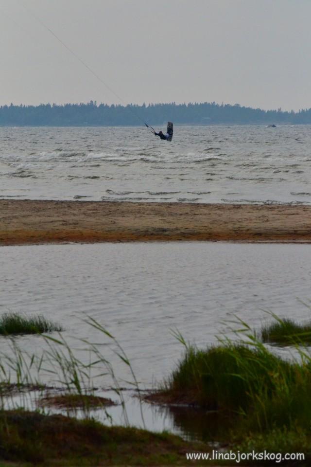 storsand kitesurfing