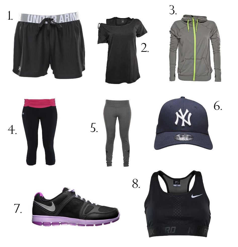 Ögongodis – snygga träningskläder
