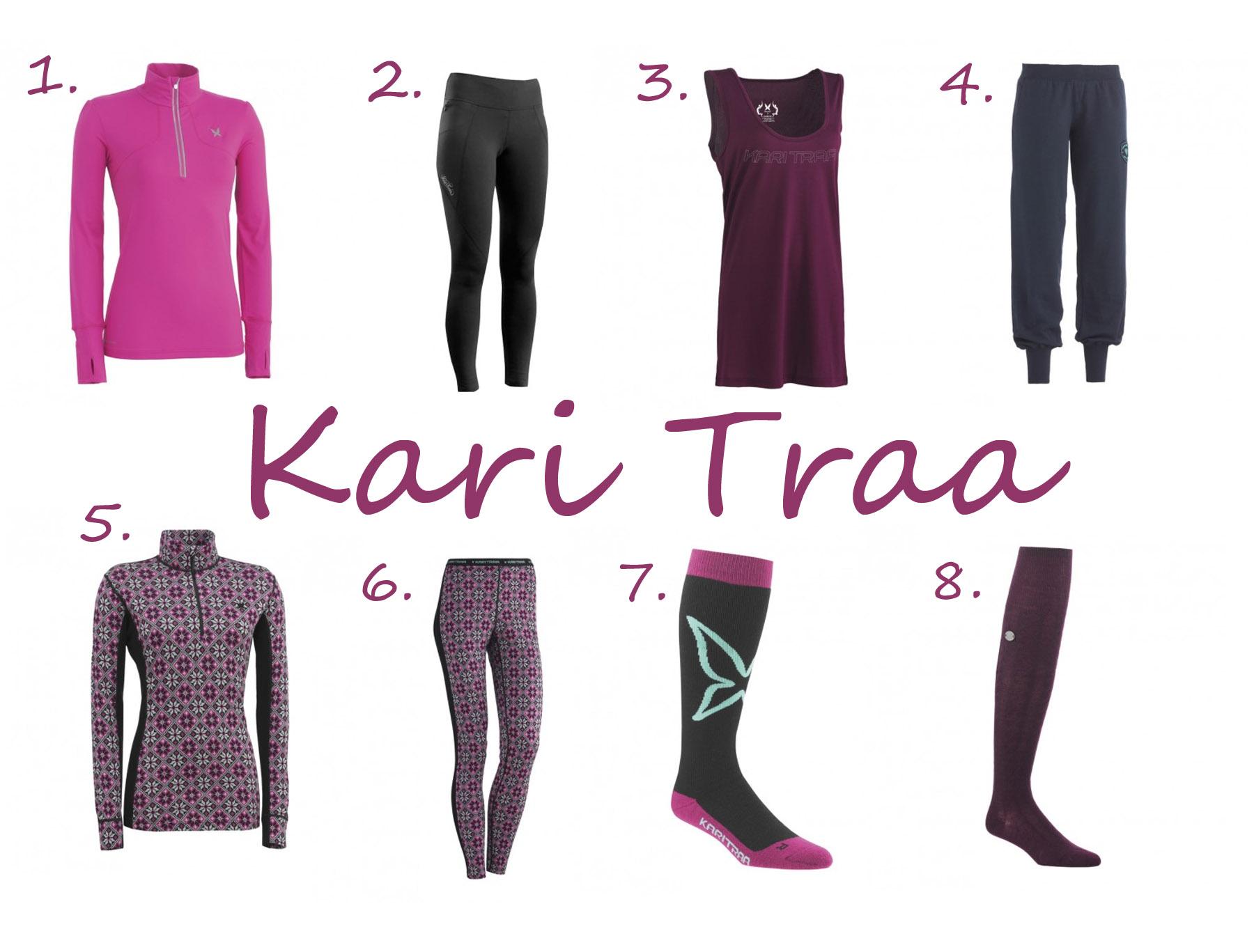 Höstinspiration av Kari Traa