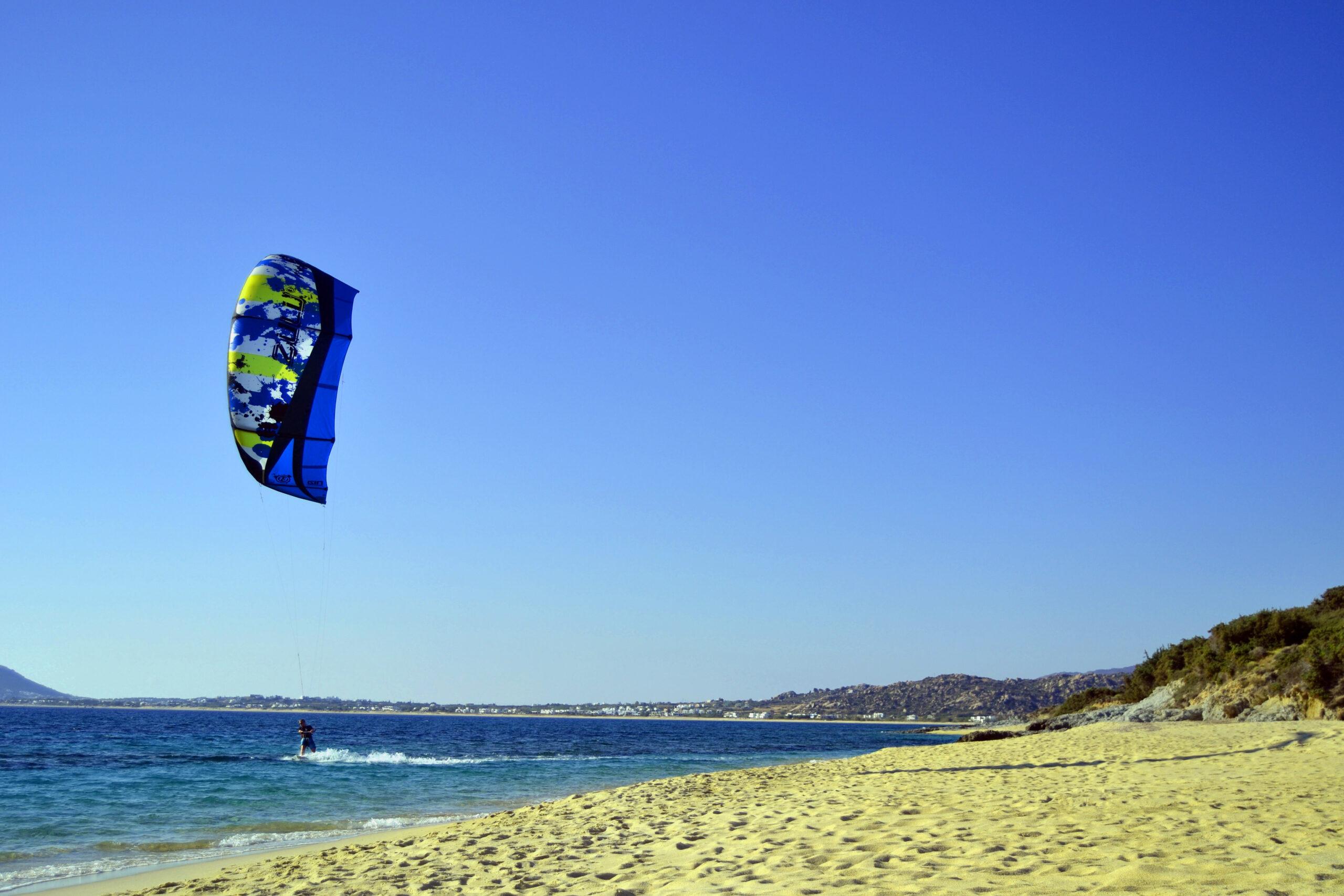 Gästblogg om kitesurfing