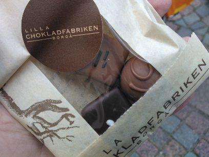 Choklad är hälsosamt!