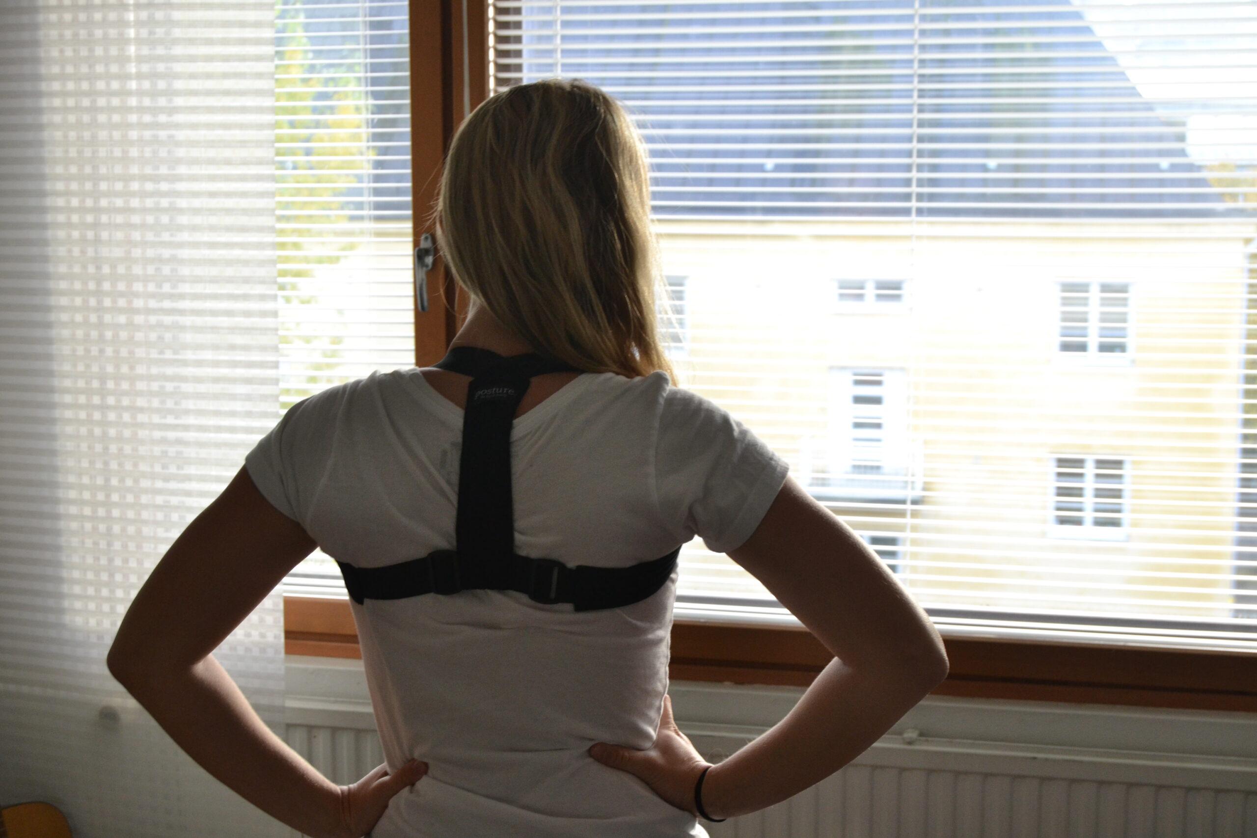 Bloggtävling: förbättra hållningen med Posture