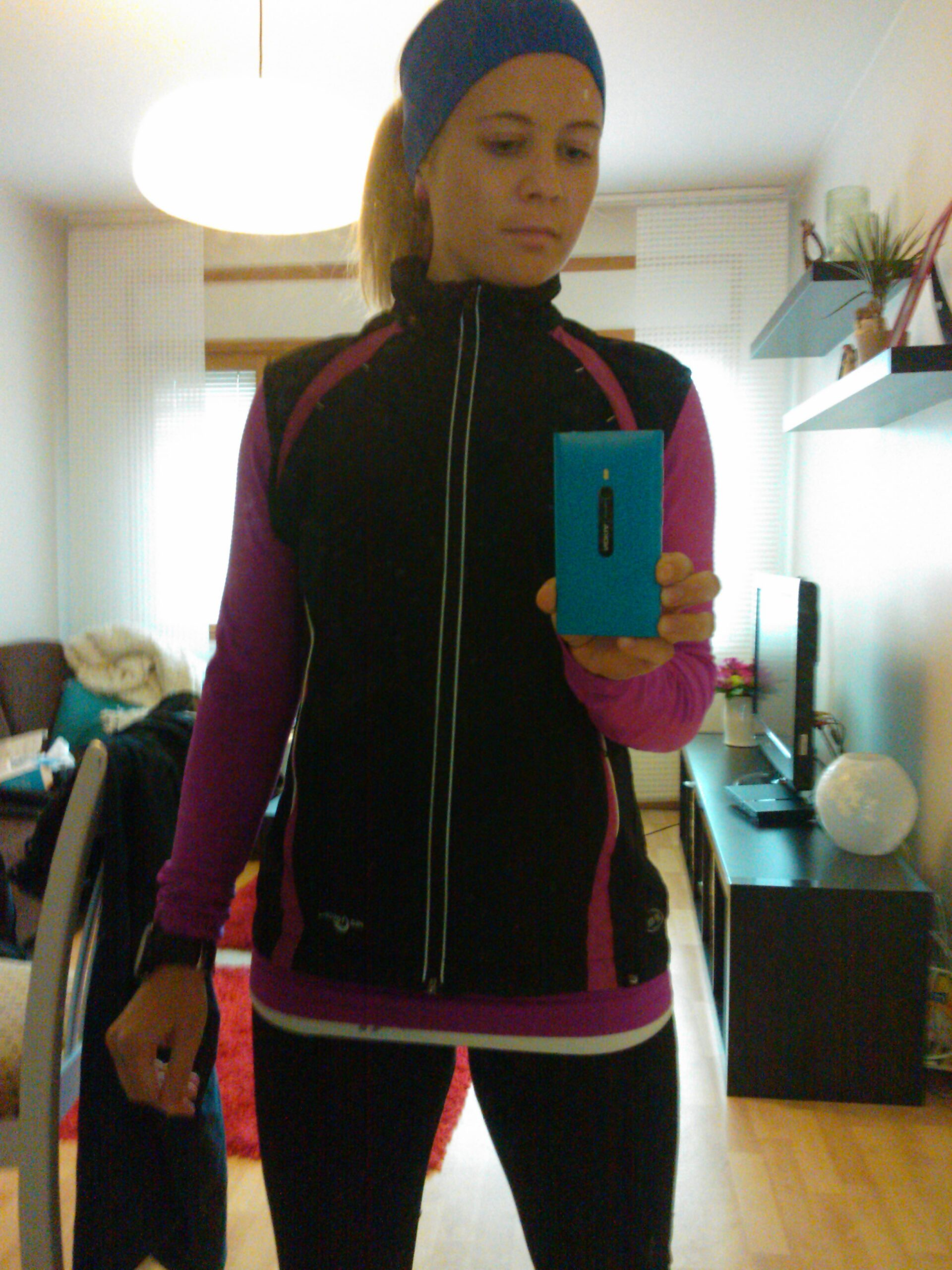 Backträning med Running Finland