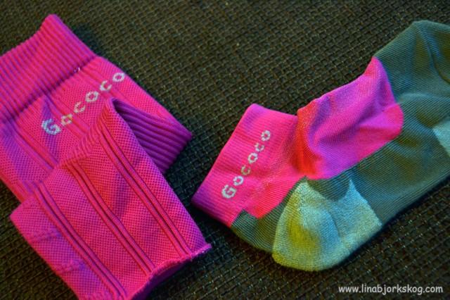 gococo compression calf sleeve och light sport