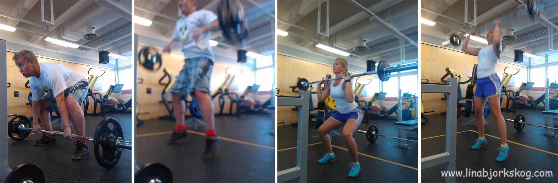 Varför jag väljer funktionell träning