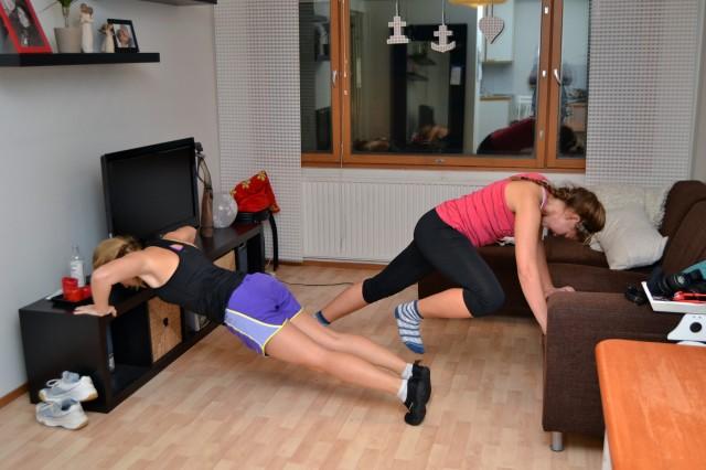 funktionella övningar