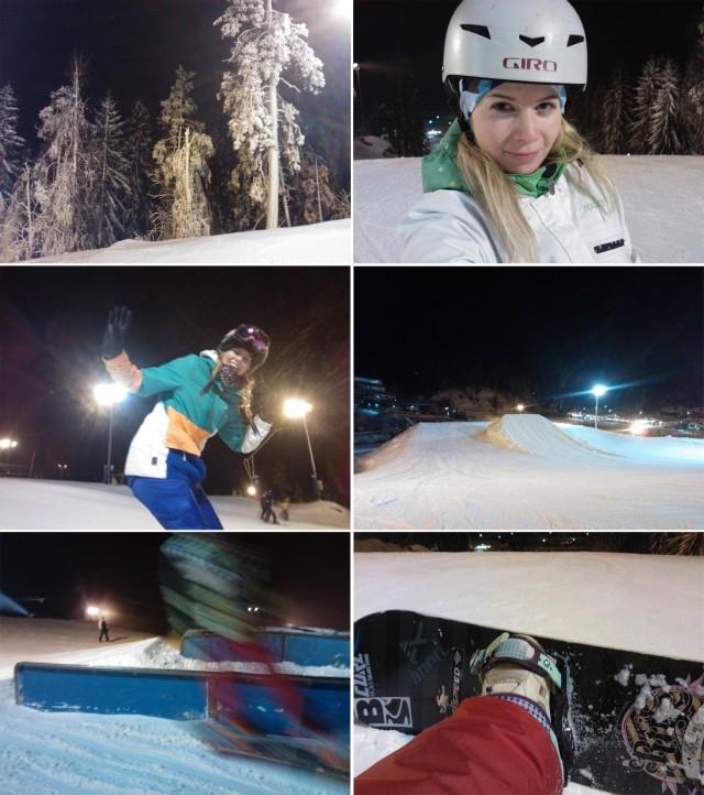 snowboard serena