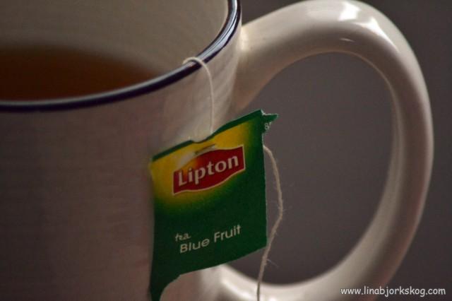 te förkylning