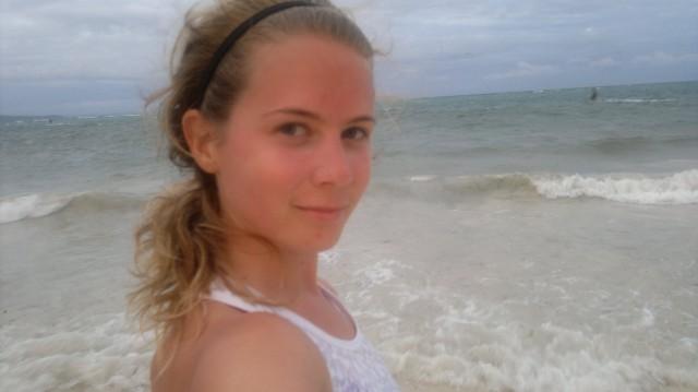löpning på stranden med fivefingers