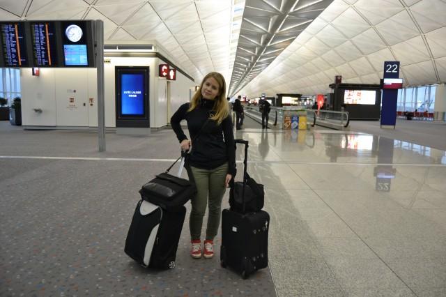 Hongkong flygplats