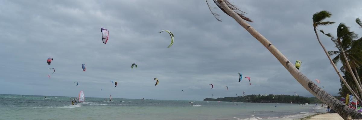 Framme på Boracay
