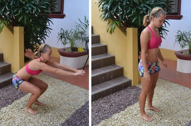 hemmaträning övningar