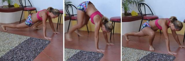 träning hemma övningar