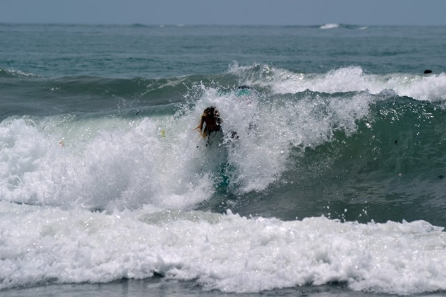 Nybörjarsurfing kuta Bali