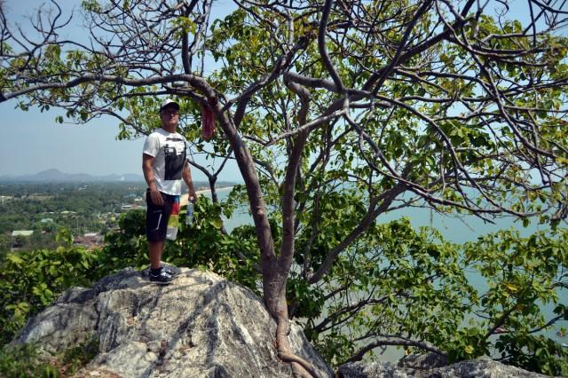 klättring utsikt