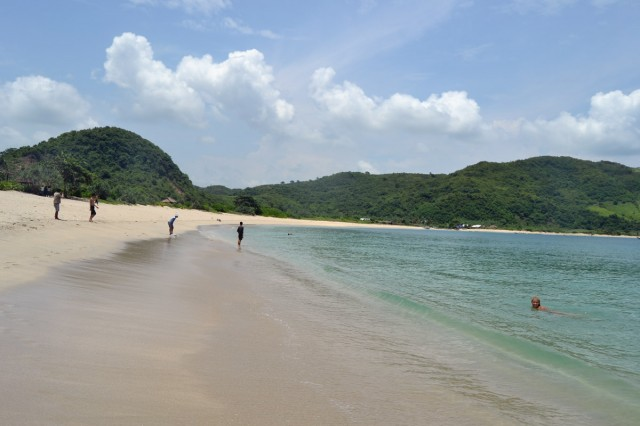 living the search Lombok