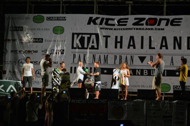 Vinnarna i Freestyle - Kristiin från Estland, Estefanie från Brasilien och Aya från Japan. Alla så sjukt duktiga!